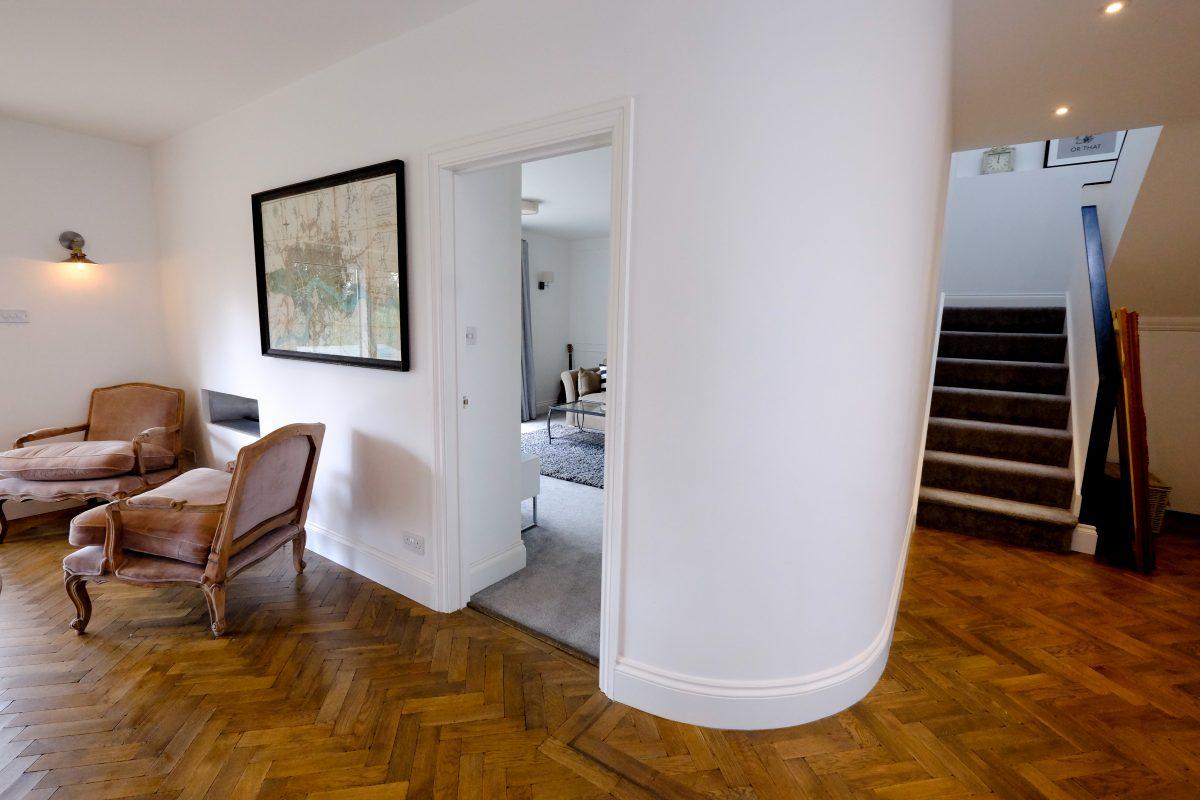 house renovation project management curves