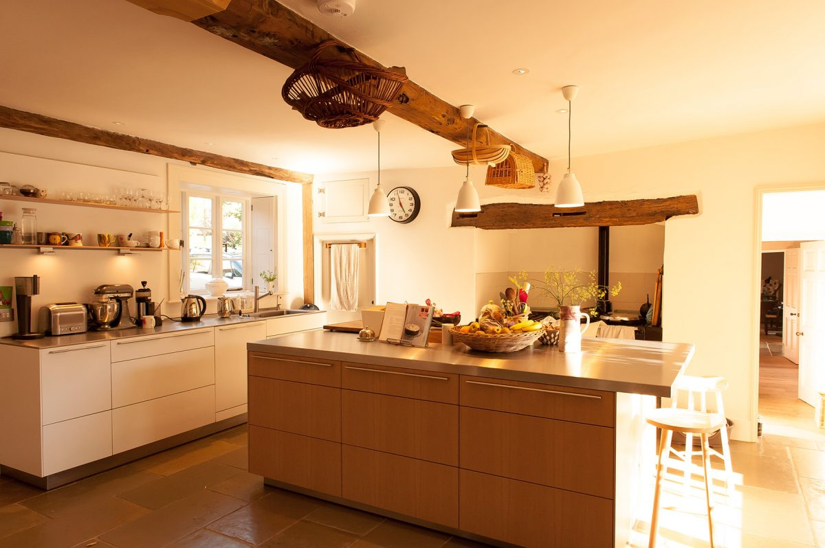 Renovation Project Manager kitchen