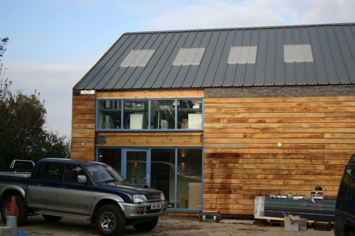 commercial-property-renovation-project-management-cladding