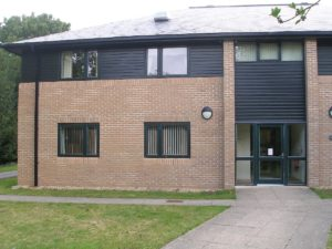 energy audit company denman modern building