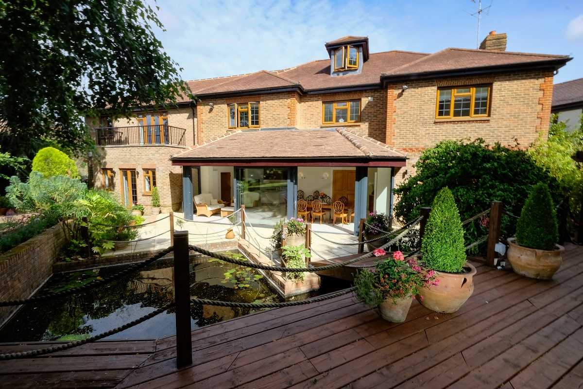Hertfordshire home refurbishment project management 1
