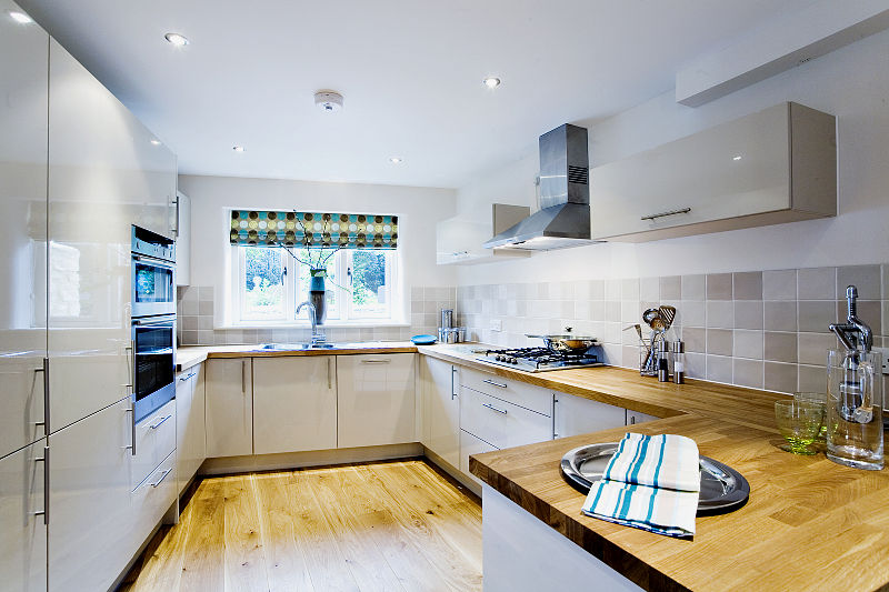Residential project management company new kitchens