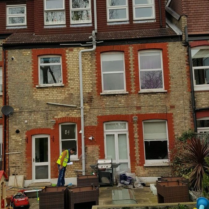 CLPM to project manage house extension Crouch End, N London