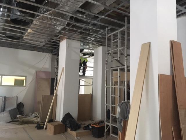 Construction Project Management for London Restaurant Development