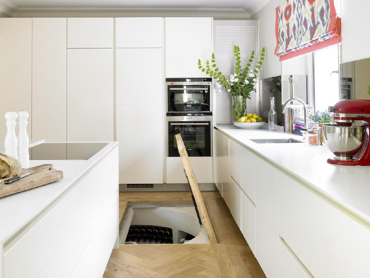 SW London basement extension 7