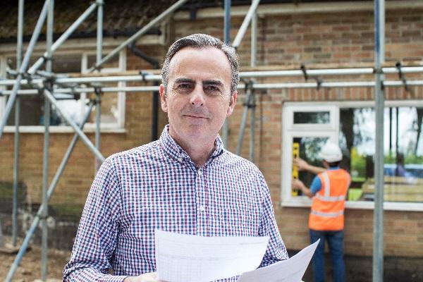 building project management Oxfordshire client on-site
