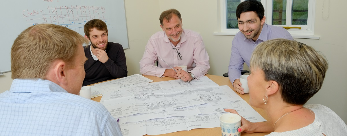 Quantity Surveying services team at CLPM