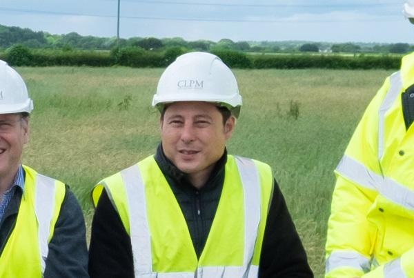 building project management Berkshire landscape