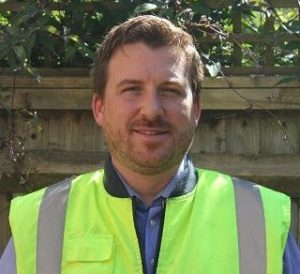 Bobby Darragh building project manager CLPM