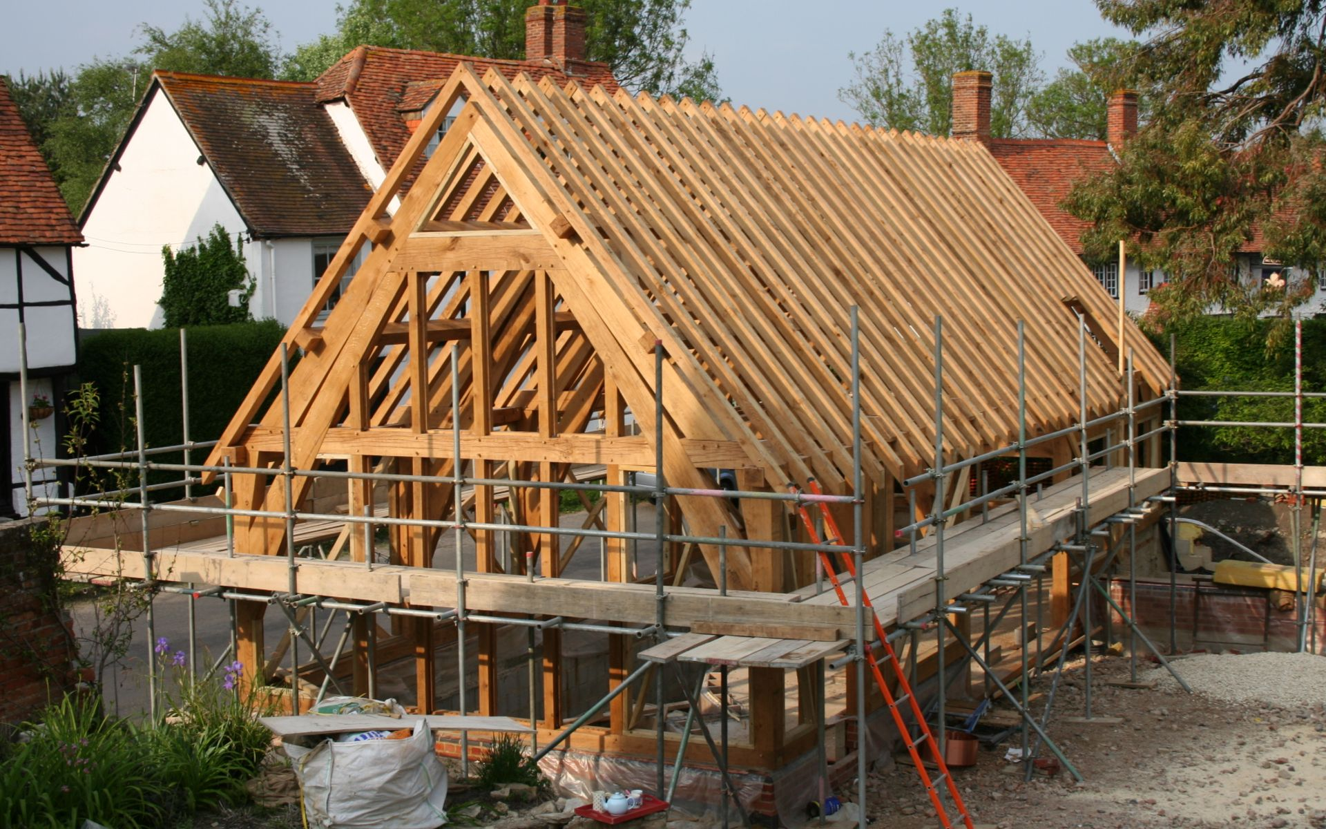 construction procurement advice for residential projects
