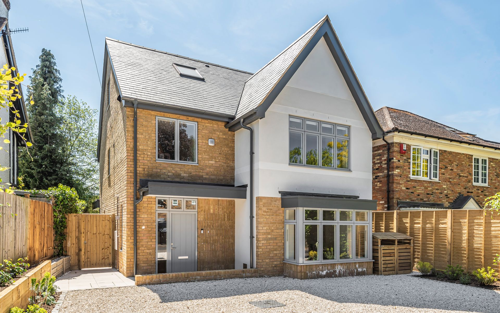 residential project management of new builds