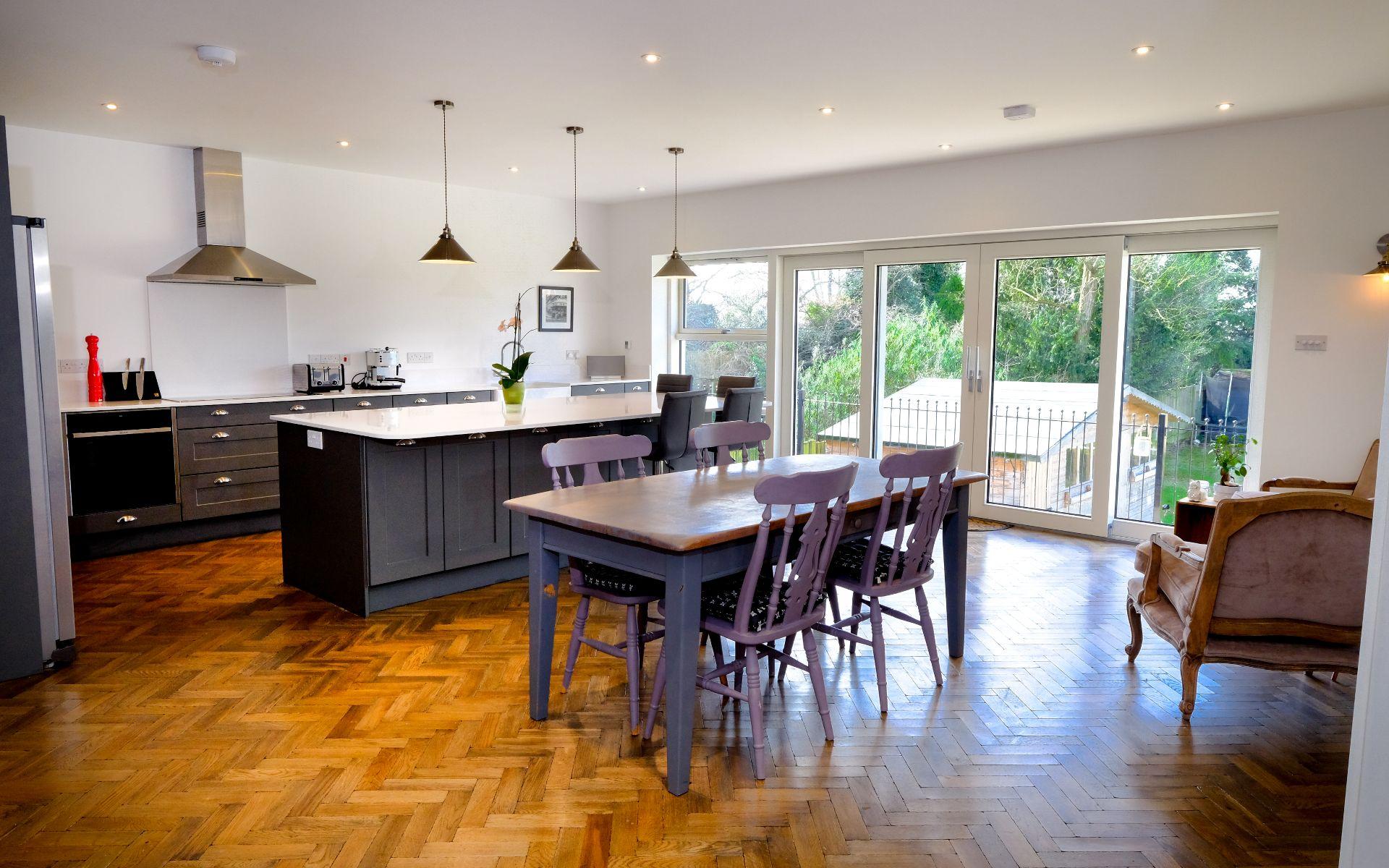 berkshire building project management services refurbishment