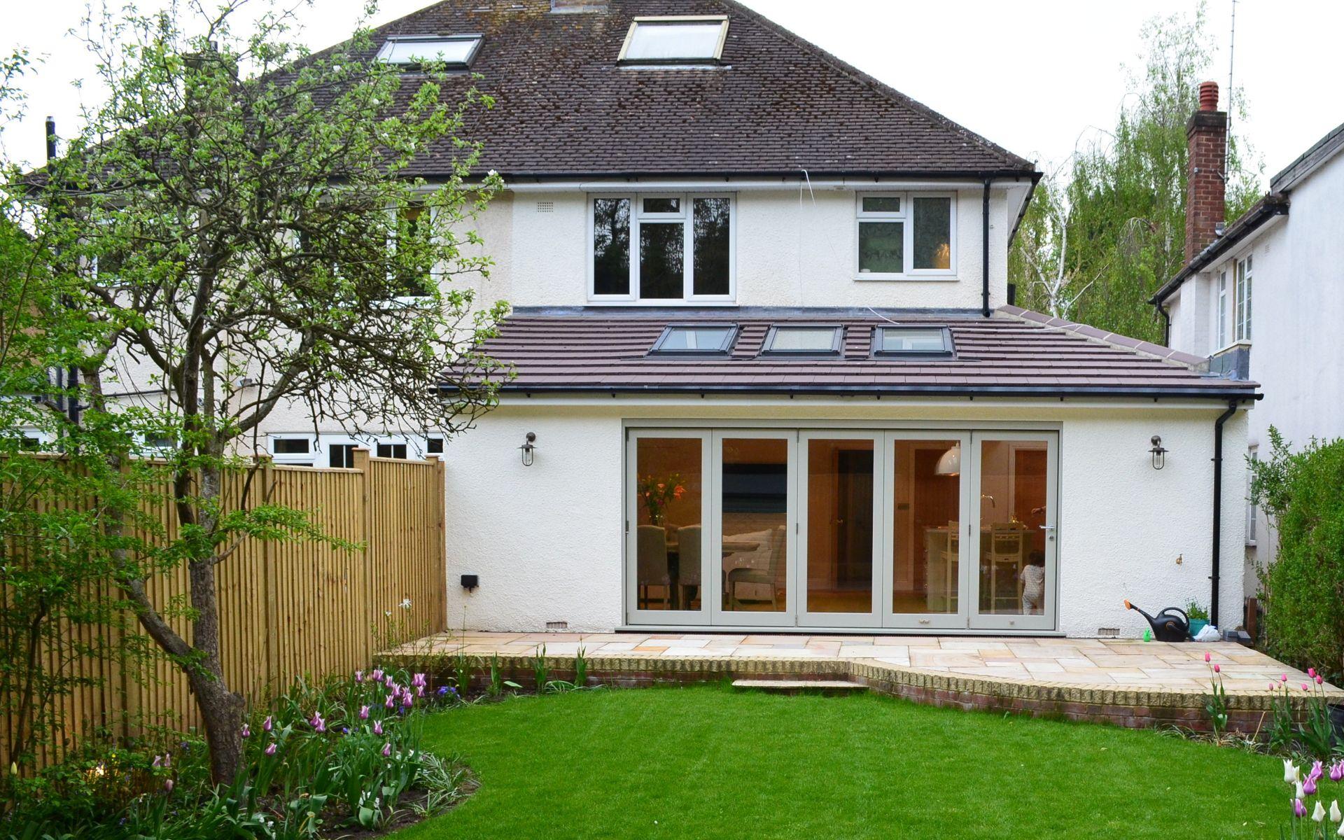 Hertfordshire Building Project Management Services extension