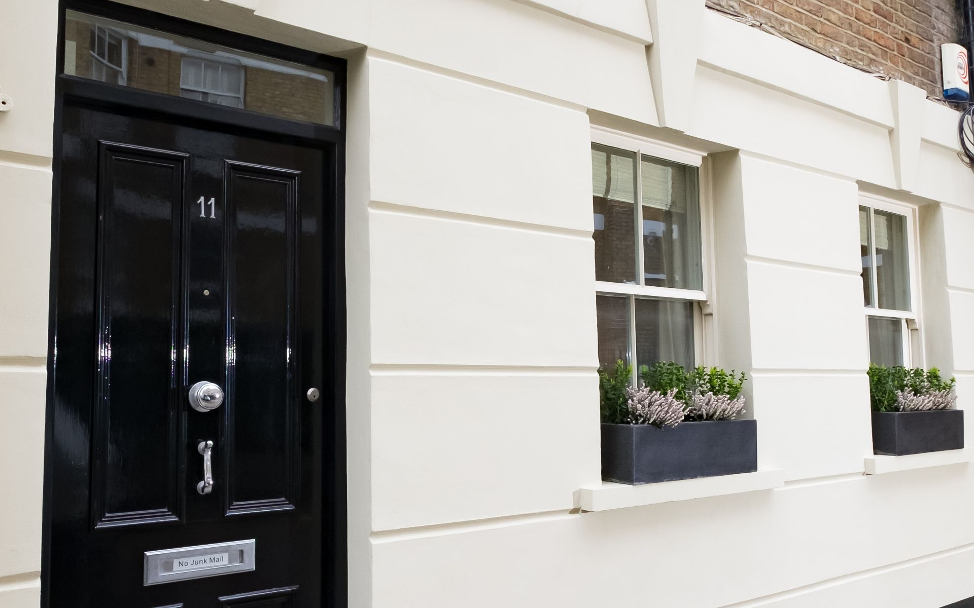 London Building Project Management minor refurbishment
