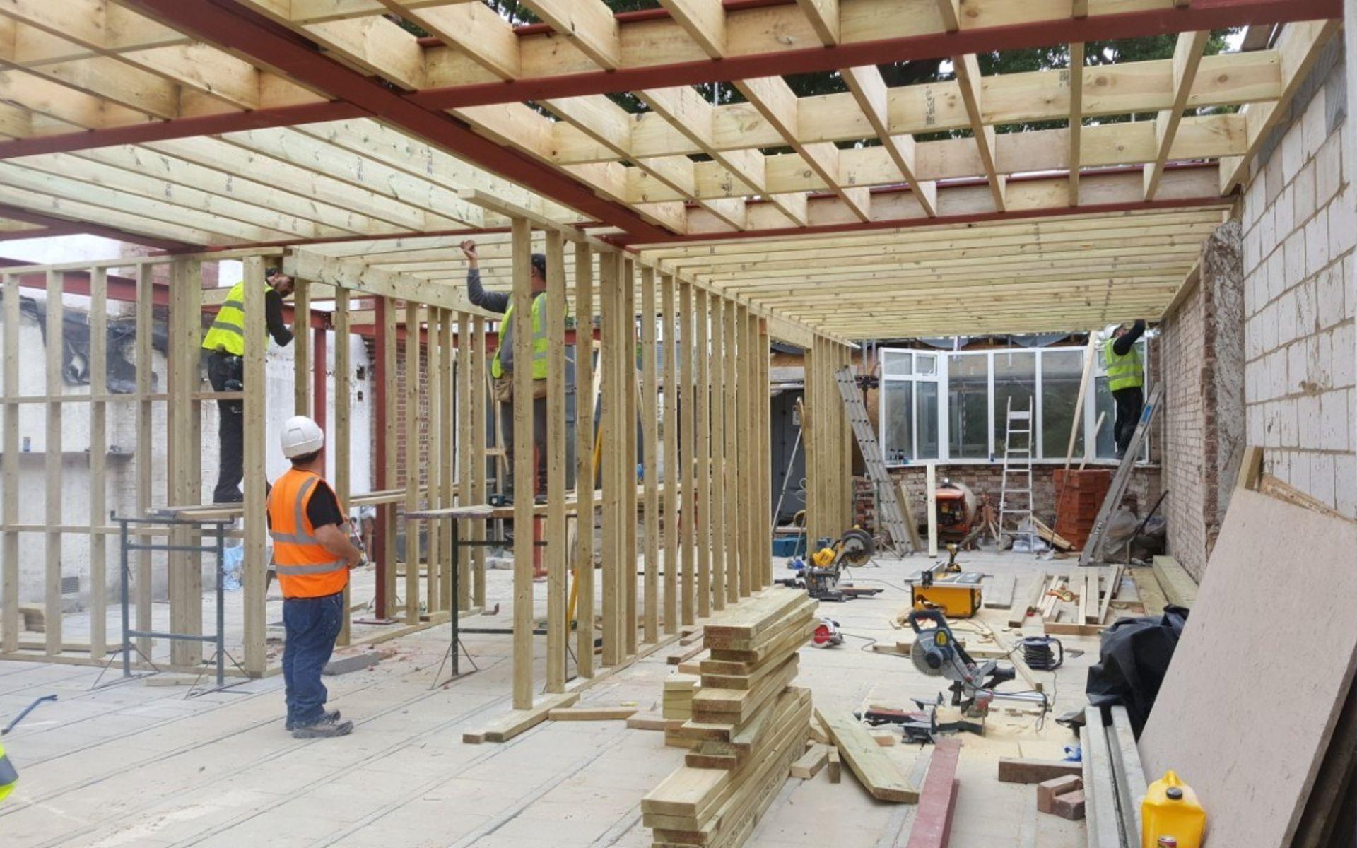 Oxfordshire Gloucestershire Building Project Management Services CLPM