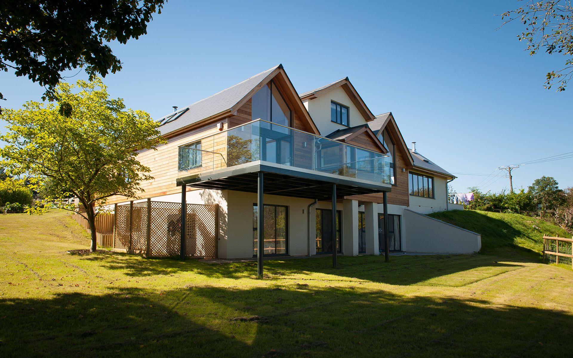 Oxfordshire Gloucestershire Building Project Management Services eco homes