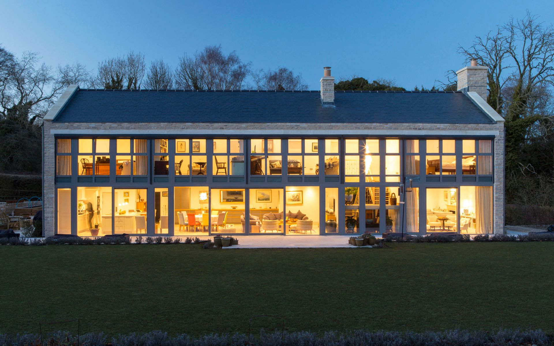 Oxfordshire Gloucestershire Building Project Management Services new build