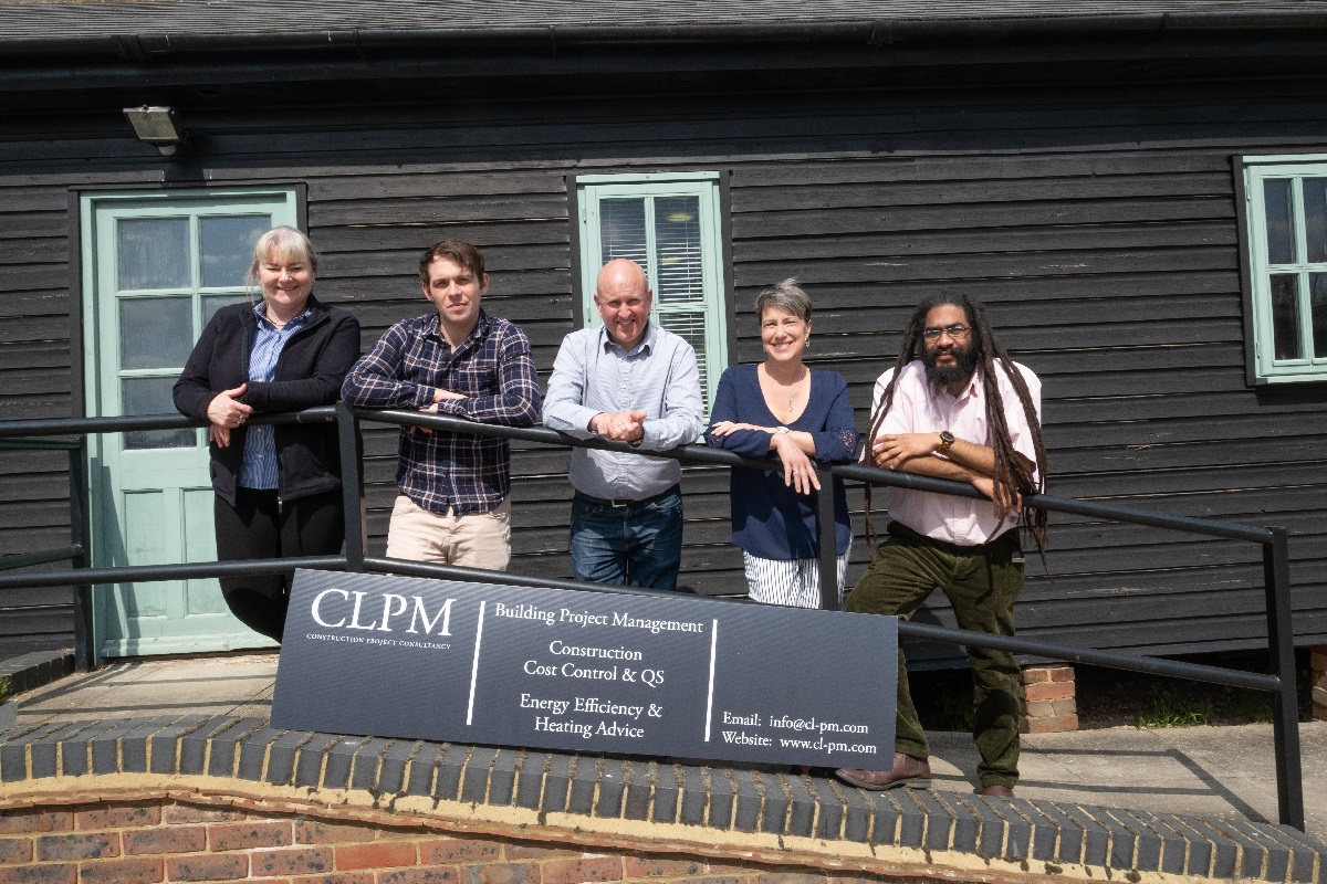 CLPM's Construction cost estimating team